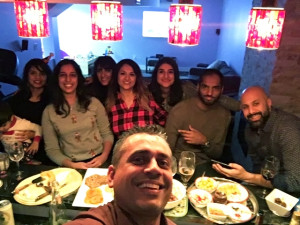 Week 2 Recap Holiday Party The Fam