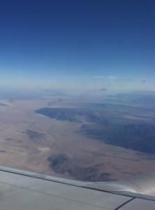 Week 3 Flying over California