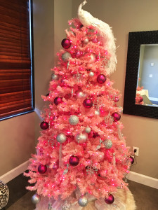 Week 4 Dr Monica Bonakdar's Christmas Tree