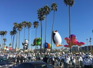 Week 5 Orange Bowl Parade San Diego