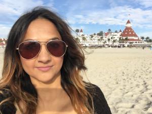 Week 6 Deepa Berar Coronado Beach