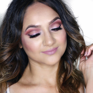 Week 7 NYX Love You So Mochi Event Makeup