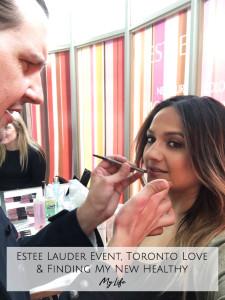Week 9 Estee Lauder Event Lip Envy