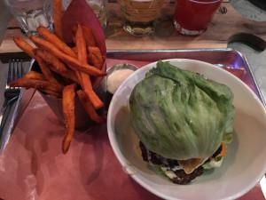 Week 10 Beertown Burger Burlington