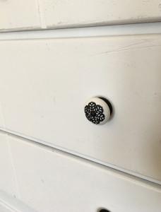 Week 14 Dresser knob after
