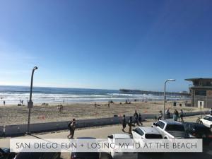 Week 15 Pacific Beach San Diego