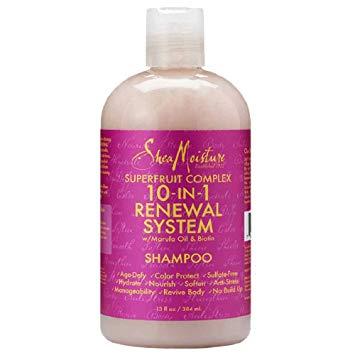 Shea Moisture Superfruit Complex Shampoo