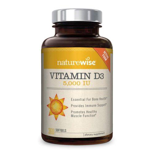 viva vitamin d3 5000 iu