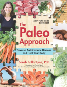 The Paleo Approach by Dr. Sarah Ballantyne