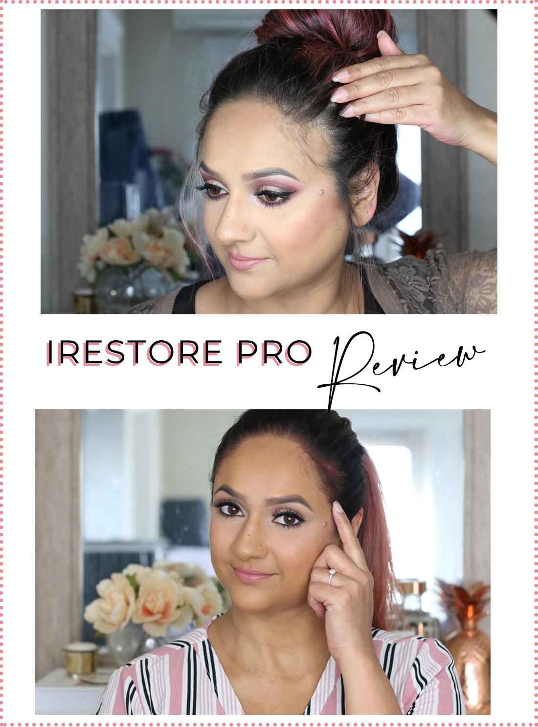 iRestore Pro Review Deepa Berar
