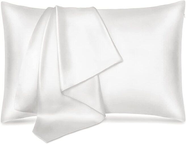 Ayclif Silk Pillowcase